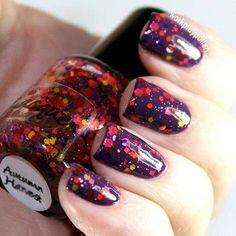 Confetti Crush custom made nail polish!!