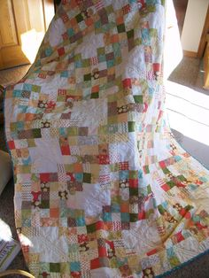 100_0762.jpg | Pattern from Jelly Roll Quilts | Sharon Challenger | Flickr