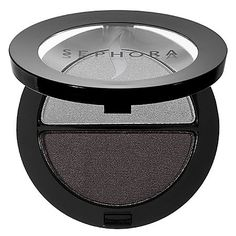 SEPHORA COLLECTION Colorful Duo Eyeshadow 01 Intense Black ** Want additional info? Click on the image.