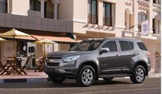 Chevrolet Trailblazer to go on Sale on Amazon.in
