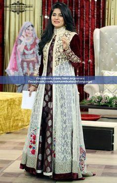 Pakistani wedding couture
