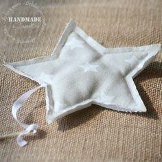 Detalle de la estrella del pijamero de SweetCo
