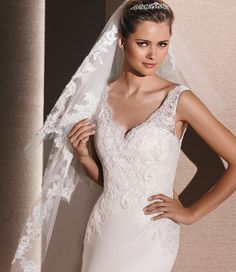 Regina by La Sposa available from The Bridal Rooms