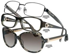 f0d1d11362 Marchon Eyewear launches the Salvatore Ferragamo Eyewear collection. The  new line features a mix of iconic brand elements.