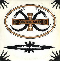 El enigma del logotipo de Héroes del Silencio: la mar-ca no cesa
