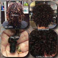 it's been a great journey with Tamera Mowry-Housley hair by Shai Amiel www.ShaiAmiel.com