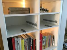 The IKEA Kallax collection Storage furniture is an essential element of any home. Fashionable and wonderfully simple the ledge Kallax from Ikea , for examp Ikea Kallax Hack, Ikea Kallax Shelf, Kallax Shelving Unit, Ikea Kallax Regal, Ikea Shelves, Ikea Storage, Storage Hacks, Cube Storage, Ikea Desk