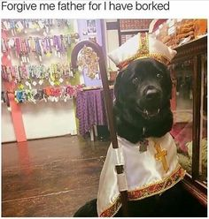 borkers repent