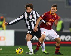 Pirlo / Totti