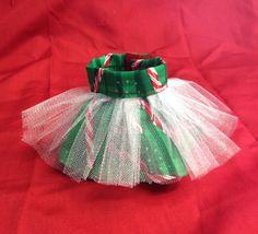 Handmade Elf on a Shelf Skirt by DesignsnThread11 on Etsy