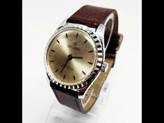 You are looking at a beautifully preserved Original 21 antimagnetic mechanical watch for men and women that will bring an extra touch to your elegant outfit. With Swiss movement and timelessly elegant design, this timepiece is a vintage gem to have on your wrist. SHOP NOW! Gold Watches, Vintage Watches, Watches For Men, Mechanical Watch, Elegant Outfit, Invite, Rolex, Gem, Shop Now