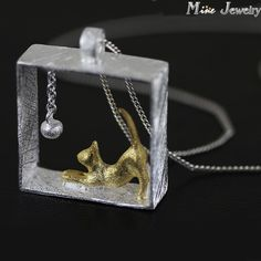 New Arrivals Drop Shipping 925 Sterling Silver Necklaces Rectangle Cat Pendants&Necklaces Jewelry Collar Colar de Plata //Price: $9.95 & FREE Shipping // Get it here ---> https://bestofnecklace.com/new-arrivals-drop-shipping-925-sterling-silver-necklaces-rectangle-cat-pendantsnecklaces-jewelry-collar-colar-de-plata/    #jewellery