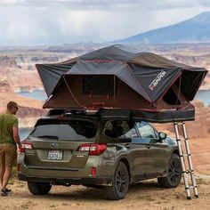 Roof Rack Tent, Roof Top Tent, Camping Survival, Survival Prepping, Subaru Forester Xt, Car Tent, Subaru Outback, Subaru Legacy, Tent Camping