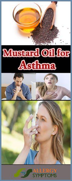 Mustard Oil For Asthma #MustardOil #Asthma #MustardOilForAsthma http://allergy-symptoms.org/mustard-oil-for-asthma/