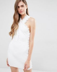 Alice McCall Addicted To Love Ribbed Dress