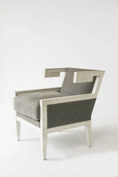 Troy Armchair by Jean-Louis Deniot for Collection Pierre
