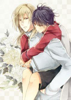 Hakkenden - Shino and Satomi