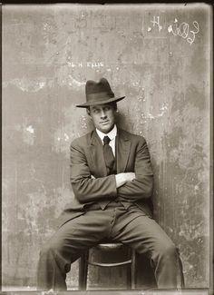 Vintage Mugshots (1920s)