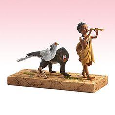 LENOX Figurines: Female Figurines - Blackshear's Savannah Song Figurine