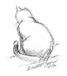 the creative cat daily sketch after dinner art sketching