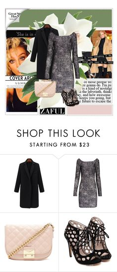 """""""www.zaful.com/?lkid=7493 (88)"""" by nejra-l ❤ liked on Polyvore featuring Forever 21 and Friend of Mine"""