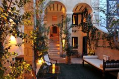 Romantic Hideaway, Vejer de la Frontera, Spain | boutique-homes.com