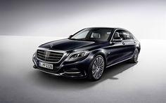 2014 Mercedes-Benz S 600 - Static - 2 - 2560x1600 - Wallpaper