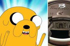 """Attention Canada: Tim Hortons Lids Look Just Like Jake From """"Adventure Time"""""""