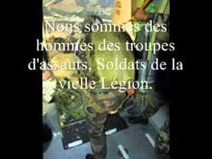 Chant Militaire Chant du 2me REP [paroles].webm - YouTube