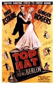 Top Hat, film musical américain de Mark Sandrich sorti en 1935