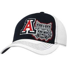 NCAA Arizona Wildcats Mixer 1 Fit Cap, White, One Size by Top of the World. Save 48 Off!. $10.40. Top of the World Arizona Wildcats Mixer One-Fit Hat - White/Navy BlueContrast stitchingQuality embroideryOfficially licensed collegiate productTeam logo and colorsStructured fitStretch hat, one size fits most97% Acrylic/3% SpandexImported97% Acrylic/3% SpandexStructured fitStretch hat, one size fits mostQuality embroideryTeam logo and colorsContrast stitchingImportedOfficially lic...