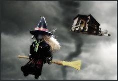 """Inspiriert von  Lyman Frank Baums """"Zauberer von Oz"""". Playmobil"""