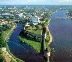 Мой город Псков.