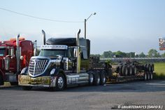 International LoneStar custom Heavy haul