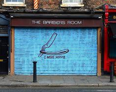Dublin barber shop -- Jason Weisberger
