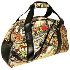 Marvel Retro Collection Gym Bag