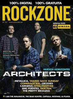 #Rockzone 101. Nuevos horizontes Architects.
