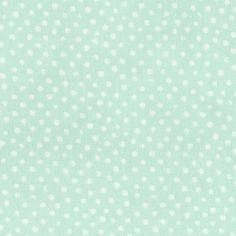Dear Stella House Designer - Confetti Dots - Confetti Dots in Mint