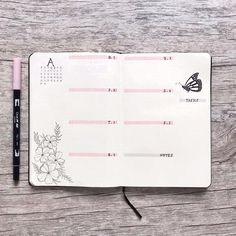 Looking for really cute and fun pink bullet journal ideas? Well we have got a baziollion for you to check out! Its one of our favorite colors Bullet Journal Week, Bullet Journal Cover Page, Bullet Journal Tracker, Bullet Journal How To Start A, Bullet Journal Junkies, Bullet Journal Notebook, Bullet Journal Spread, Bullet Journal Layout, Bullet Journal Ideas Pages