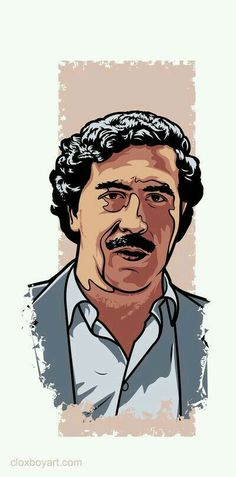 Pablo Escobar Part of a collection of portraits that will be printed on t-shirts and posters through my own brand. The theme is pop culture. Pablo Emilio Escobar, Pablo Escobar Poster, Don Pablo Escobar, Narcos Poster, Narcos Wallpaper, Arte Dope, Rauch Fotografie, Pop Art, Mafia Gangster