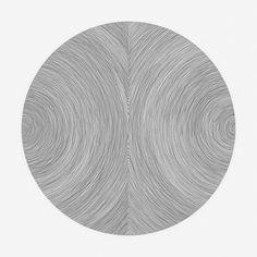 ●●●●●●●●●● ●●●●●●●●●● ●● Drawing by Cyril Galmiche #line #circle #drawing #circuler #round  #geometric #screenprinting #dessin #minimalism #worksonpaper #Handmade #Bw #Blackandwhite #circular