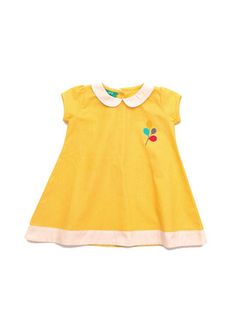 a195cae45 Little Green Radicals Daffodil Woven Balloon Dress - Dandy Lions Boutique  #summerdress #kidsdress #