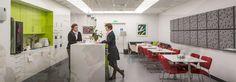 Karolinska University Hospital-Find out how Karolinska University is bringing well-being to the workplace Case Study, Workplace, Conference Room, University, Wellness, Furniture, Home Decor, Decoration Home, Room Decor