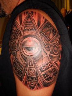 Aztec Eye