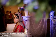 Pakistani/Muslim Bride in Ruksati in PA by PhotosMadeEz - with Lady Photographers/Videographers based in NJ with Makeup artist Kanwal Batool. Best Wedding Photographer PhototsMadeEz Award Winning Photographer Mou Mukherkee