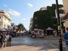 5th Avenue Playa Del Carman, Mexico