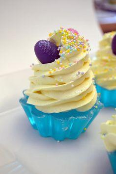 Easter Glycerin Cupcake