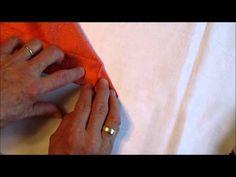 Briefecke (perfekte Ecken) in zwei verschiedenen Ausführungen DIY - YouTube