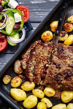 Easy Salad Recipes, Healthy Recipes, Kurdish Food, Lamb Dinner, Danish Food, Easy Food To Make, Quick Meals, Food Inspiration, Meal Prep