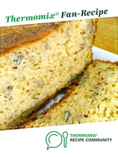 Recipe Low Carb Bread by Stepford, learn to make this recipe easily in your kitchen machine and discover other Thermomix recipes in Baking - savoury. Low Carb Bread, Keto Bread, Low Carb Keto, Thermomix Bread, Grapefruit Diet, Recipe Community, Gluten Free Cooking, Food N, Recipes